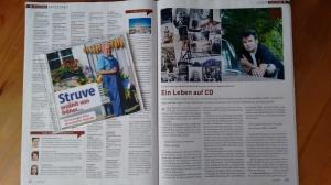 Artikel über Lebenshörbuch